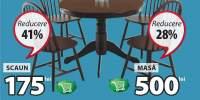 Set dining masa si scaune Askeby