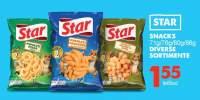 Snacks Star