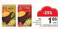 Supa instant cu aroma de pui/ gust de rosii VIfon