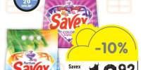 Detergent pudra Savex