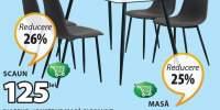 Masa si scaune Ollerup + Jonstrup