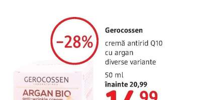 Crema antirid Gerocossen