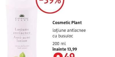 Lotiune antiacnee Cosmetic Plant