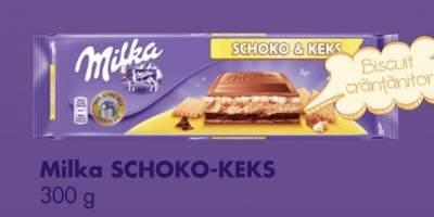 MIlka Schoko-Keks