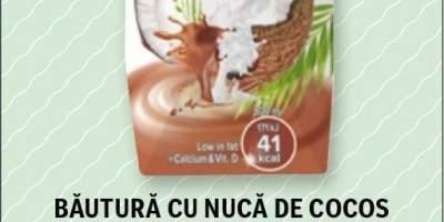 Bautura Alpro Coconut cu nuca de cocos