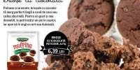 Briose cu ciocolata Patisserie