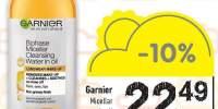 Micellar Garnier