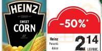 Porumb dulce Heinz