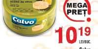 Ton in ulei de masline bucatari Calvo