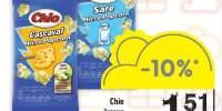 Popcorn microunde Chio