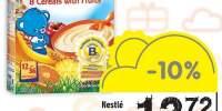 8 cereale cu fructe Nestle