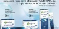 Creme Elmiplant Hyaluronic 3D