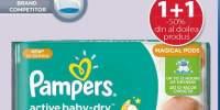 Scutece pentru copii Pampers VPM