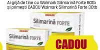Walmark protectie hepatica Silimarina