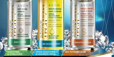 Ser pentru par Avon Advance Techniques