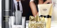 Set cadou Avon Luck pentru dama/ barbati