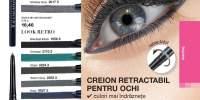 Creion contur retractabil/ creion contur pentru ochi True Colour