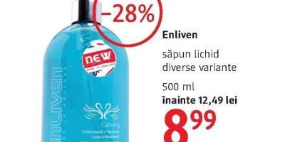 Sapun lichid Enliven