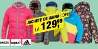 Jachete de iarna copii la 129.99 lei