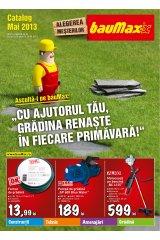 Catalog Baumax Mai 2013