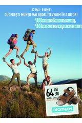 Catalog Decathlon Drumetii 17 mai - 5 iunie 2013
