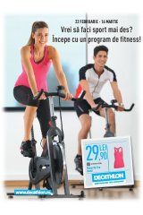 Catalog Fitness 2013 Decathlon