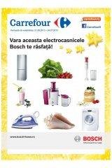 Catalog Special Bosch la Carrefour, 21 iunie - 24 iulie 2013