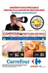 Catalog Carrefour 11 - 17 iulie 2013