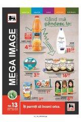 Catalog Mega Image Magazine Mari 18 - 30 iulie 2013