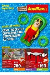 Catalog Baumax 29 iulie - 1 septembrie 2013
