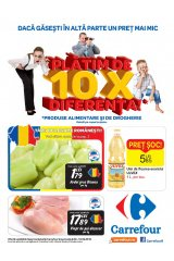 Catalog Carrefour 8 - 14 august 2013