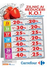 Catalog Carrefour 15 - 21 august 2013