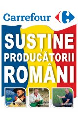 Catalog special Carrefour - producatori romani - 19-25 septembrie 2013