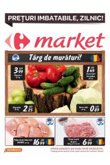 Catalog Carrefour Market 19-25 septembrie 2013
