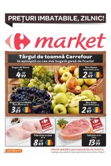 Catalog Carrefour Market 26 septembrie - 2 octombrie 2013
