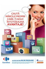 Catalog special Carrefour Discount 10 - 23 octombrie 2013