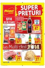 Catalog Penny Market 30 - 31 decembrie 2013
