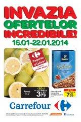Catalog Carrefour 16-22 ianuarie 2014