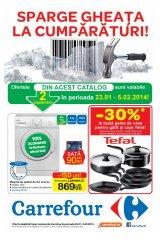 Catalog Carrefour non-alimentar 23 ianuarie-5 februarie 2014!