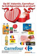 Catalog Carrefour 6 - 12 februarie 2014