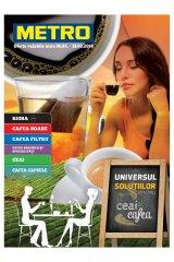 Catalog Metro cafea si ceaiuri 6 - 19 februarie 2014