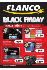 Catalog Flanco electronice si electrocasnice 21-23 noiembrie 'Black Friday'