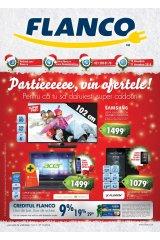 Catalog Flanco electronice si electrocasnice 14 - 27 decembrie 'Partieeeeee, vin ofertele!'