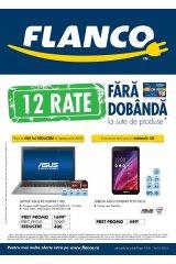 Catalog Flanco electronice si electrocasnice 18-24 ianuarie 2015 '12 rate fara dobanda la sute de produse'