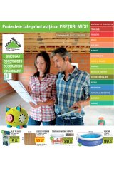 Catalog Leroy Merlin casa si gradina 10 iulie - 31 august 2015 'Proiectele tale prind viata cu preturi mici!'