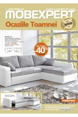 Catalog Mobexpert mobilier 1 - 18 octombrie 2015 'Ocaziile toamnei'