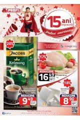 Catalog Profi oferte alimentare 29 octombrie - 10 noiembrie 2015 '15 ani impreuna'