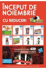 Catalog Noriel 3-9 noiembrie 2015 'Inceput de noiembrie cu reduceri'
