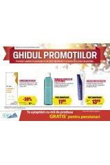 Catalog Sensiblu farmacie 1-30 septembrie 2017 'Ghidul promotiilor'