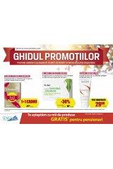 Catalog Sensiblu farmacie 1-31 octombrie 2017 'Ghidul promotiilor'
